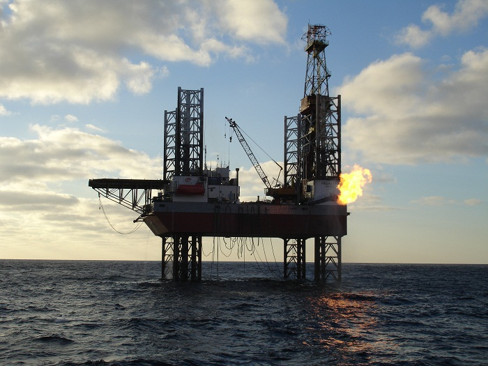 Sequential Exploration of Deep Water Oil Production